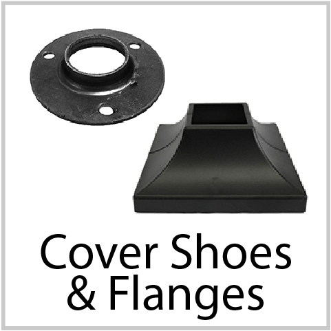 Cover Shoes and Flanges. Wide variety and Excellent Quality from Superior Ornamental Supply.