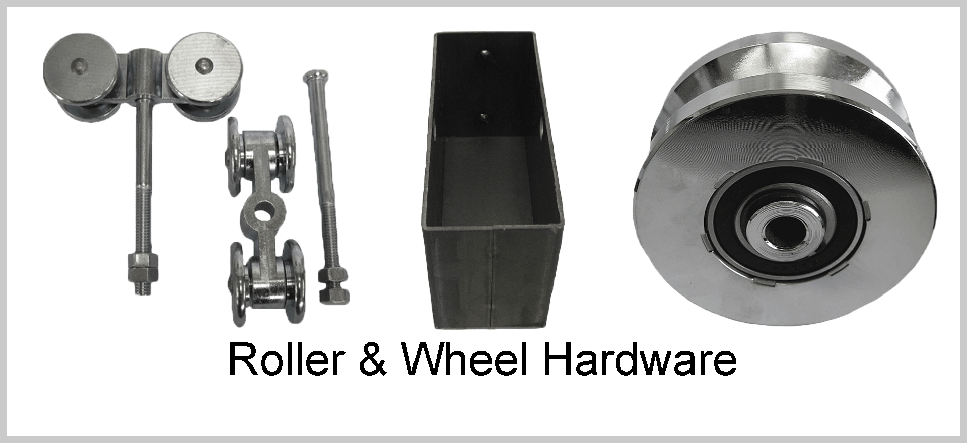 Roller & Wheels Hardware