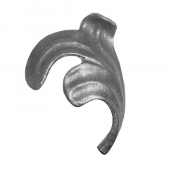 Cast Steel Leaves & Ornaments 55-131