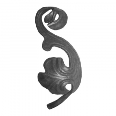 Cast Steel Leaves & Ornaments 55-138