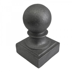 """Cast Top with Ball 224B - Various Sizes and Prices - 2"""""""