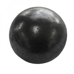 Forged Solid Steel Ball - Smooth - Various Sizes and Prices