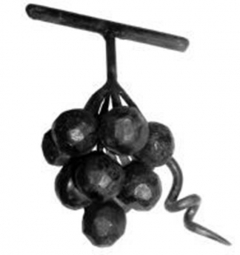 Forged Steel Grape Cluster 57-100