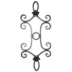 Forged Scroll Panels 70-240