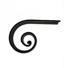 """Handrail Ends - Volute - Various Sizes and Prices - 7"""""""