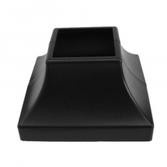 """Plastic Cover Shoes - 3"""" x 3"""" Base - Price Varies with Size"""