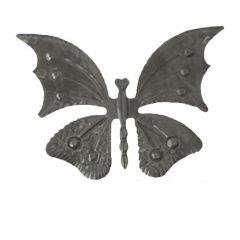 Stamped Steel Butterfly SUI137-10