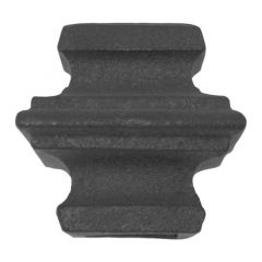 Cast Iron Collar for Square Material - SP251 - Various sizes