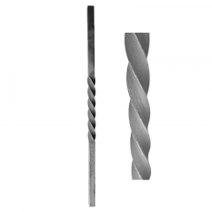 Forged Newel Posts 64-102