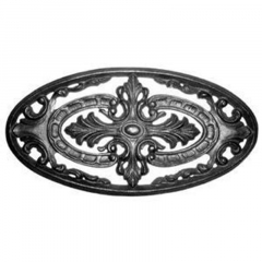 Cast Iron Rosettes 30-602