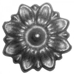 Cast Iron Rosettes 30-606