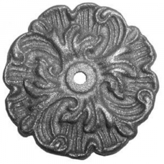 Cast Iron Rosettes 30-616