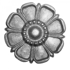 Cast Iron Rosettes SUI681