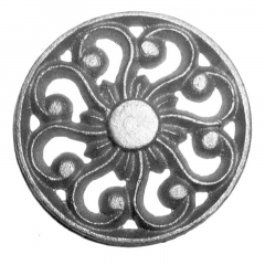 Cast Iron Rosettes SUI9050