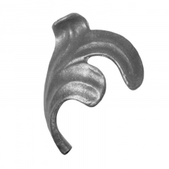 Cast Steel Leaves & Ornaments 55-130