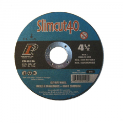 "Cut-Off Wheel - Slimcut - 4 1/2"" - CO4.12SC"
