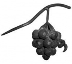 Forged Steel Grape Cluster 57-106