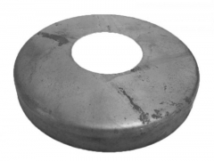Pipe Flange Cover Snap Steel - PAF1.14FS