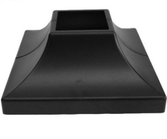 Plastic Cover Shoes - 4 x 4 Base - PLCS4 Price Varies with Size