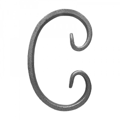 Steel Scroll SC80-A-Various Sizes