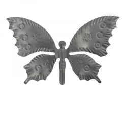 Stamped Steel Butterfly SUI137-9
