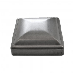Steel Press On Cap - Various Sizes and Prices