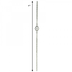 Twisted Balusters SUI48-2L