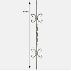 Twisted Baluster SUI50-8