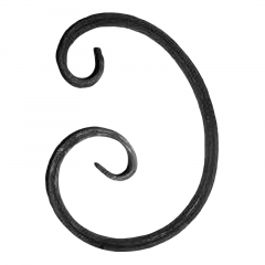 Forged Steel Wrought Iron Scrolls 70-954